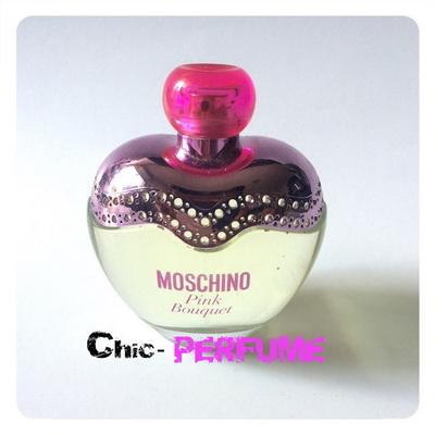 น้ำหอม Moschino Pink Bouquet Eau De Toilette 100ml