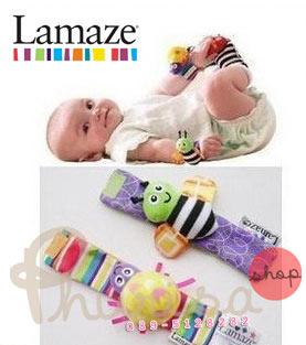 สายรัดข้อมือ Lamaze