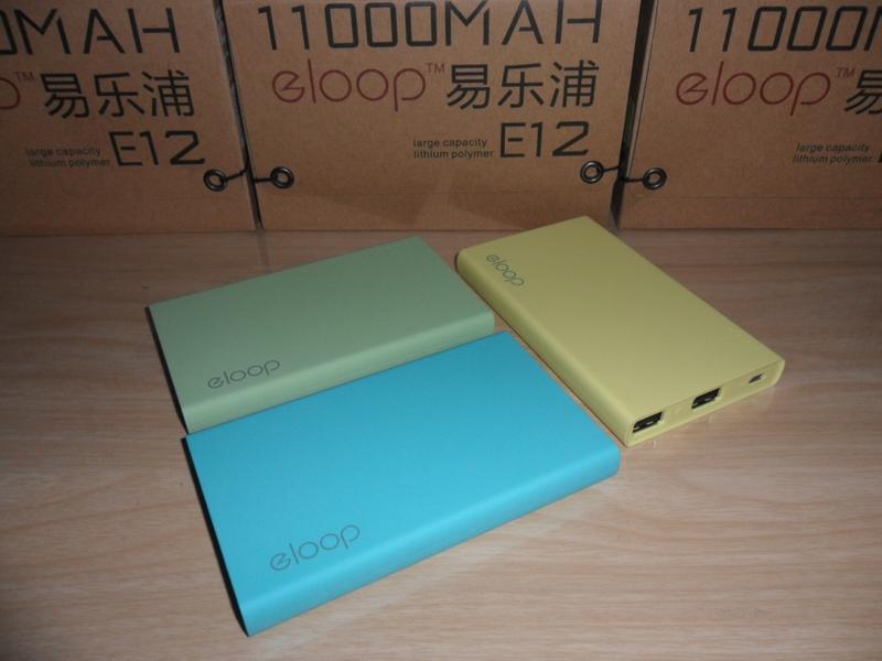 Power Bank ELOOP E12 11000 mAh