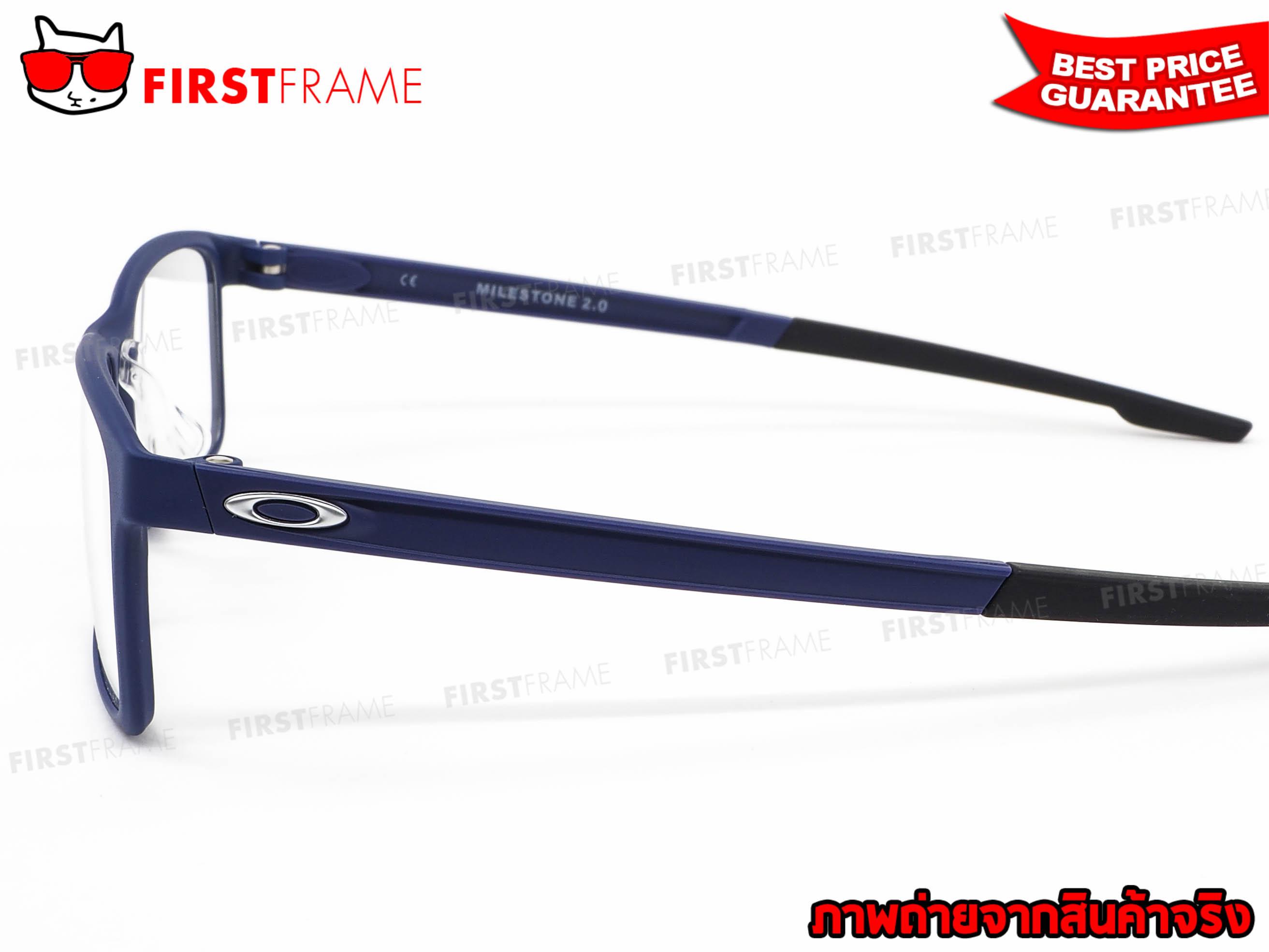 แว่นสายตา OAKLEY OX8047-03 4