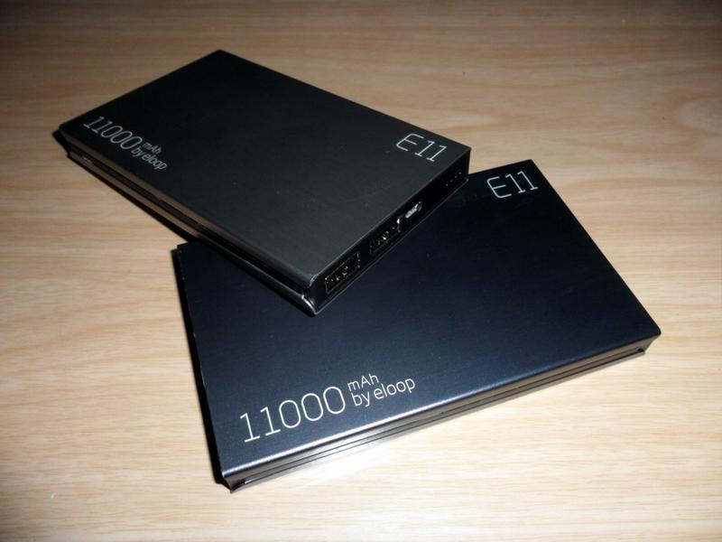 Power Bank eloop E11 11000mAh