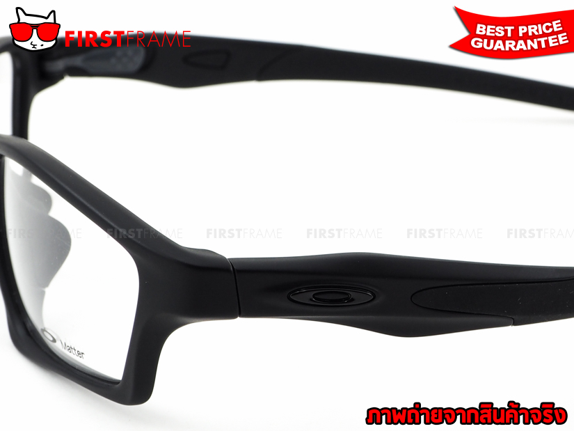 แว่นสายตา OAKLEY OX8033-05 CROSSLINK SWEEP (ASIA FIT) 4