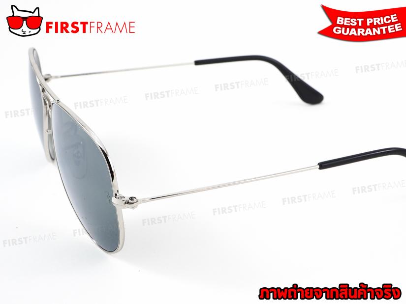 แว่นกันแดด RayBan RB3025 W3275   AVIATOR LARGE METAL4