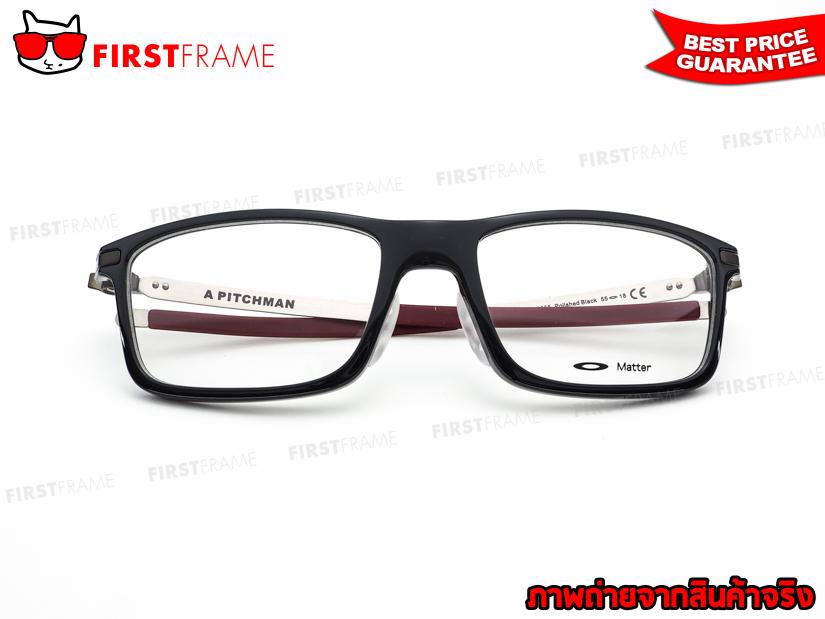 แว่นสายตา OAKLEY OX8096-05 PITCHMAN (ASIA FIT) 5