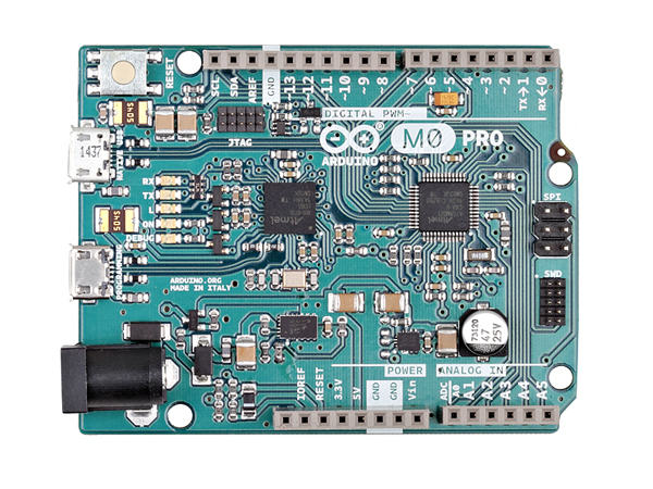 Arduino M0 Pro (Board from Italy)