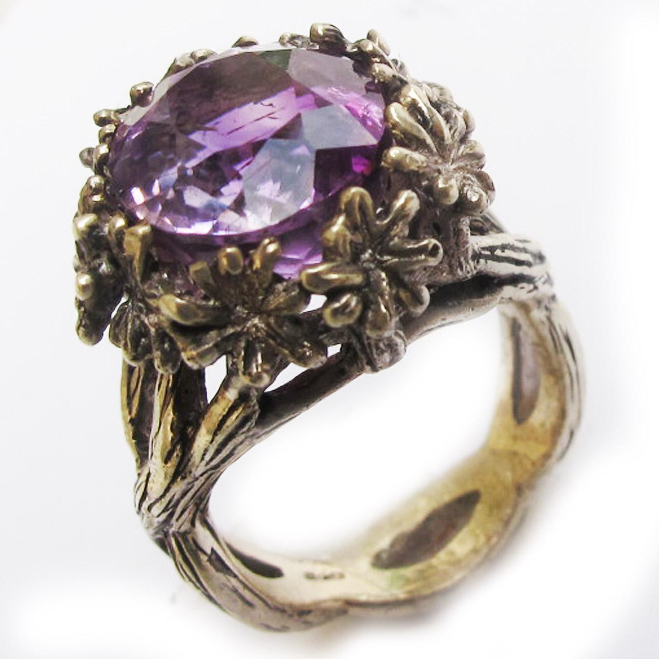 แหวนแอเมทีสต์
