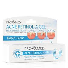 Provamed Acne Retinol-A Gel Rapid Clear 10 g