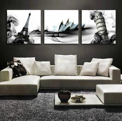ภาพศิลปะ ดาร์ก ทาวเวอร์ Dark Tower ArtHome202