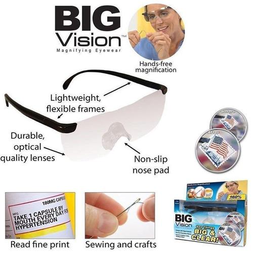 Big Vision Glasses