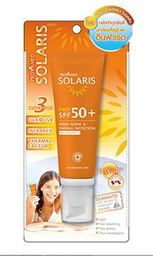 Provamed Solaris Face SPF 50+ 50ml