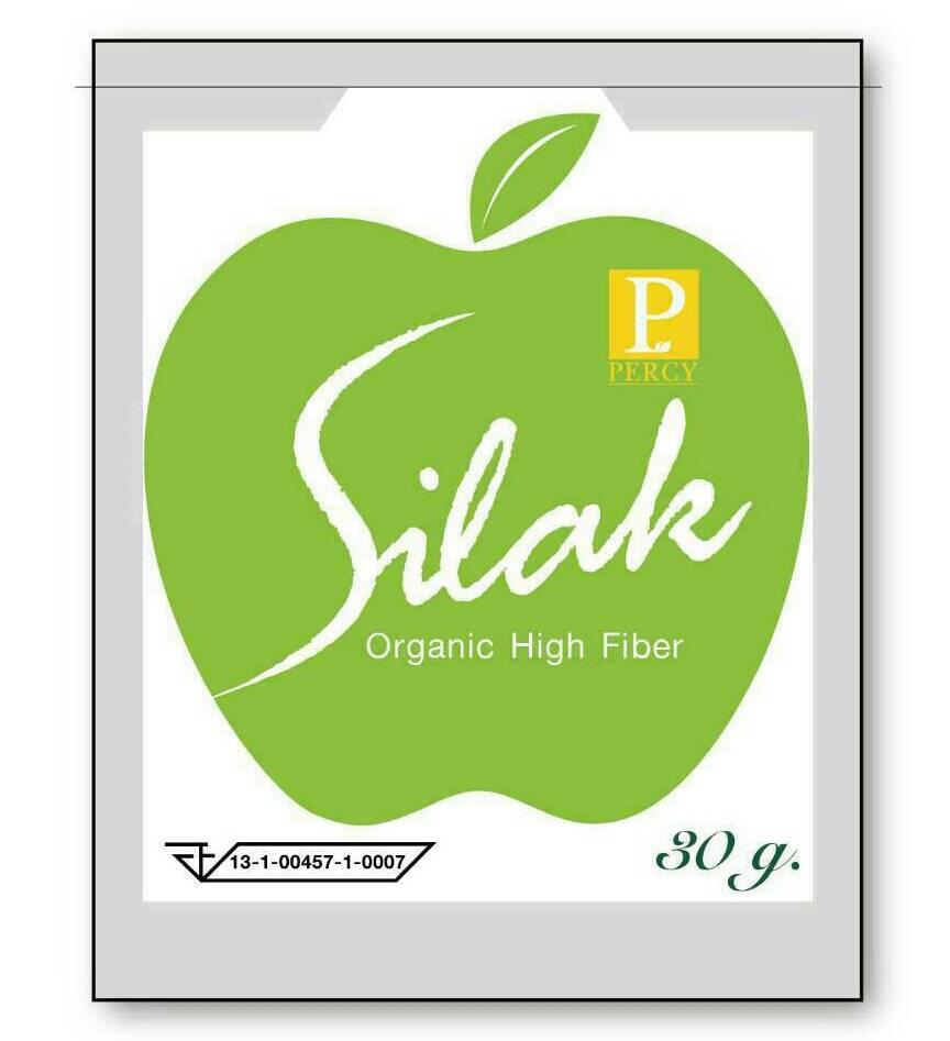 Percy Silak Organic High Fiber