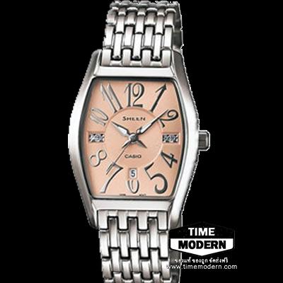 นาฬิกา Casio Sheen 3-hand analog รุ่น SHE-4027D-4ADR