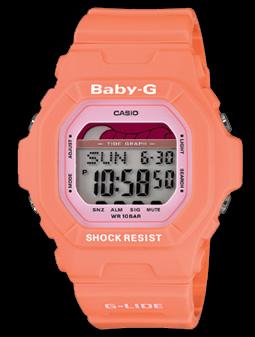 นาฬิกา Casio Baby-G Standard Digital รุ่น BLX-5600-4DR
