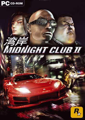 Midnight Club II ( 1 DVD )