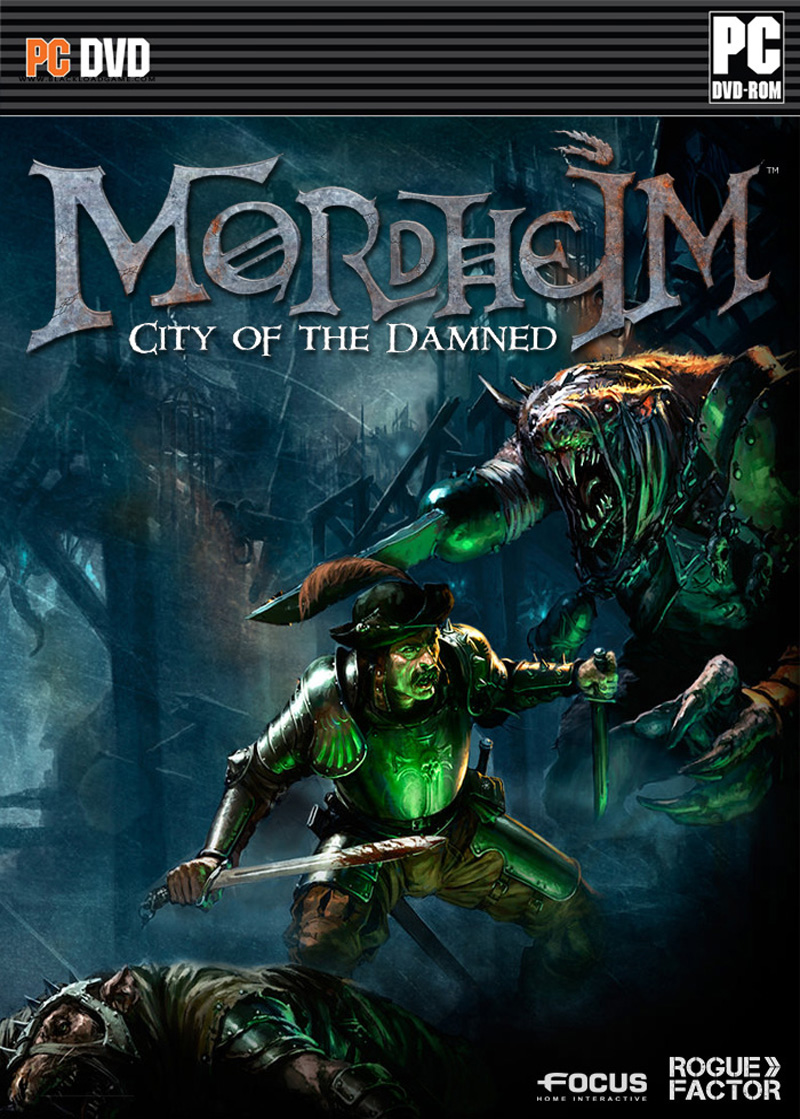 Mordheim City of the Damned ( 2 DVD )