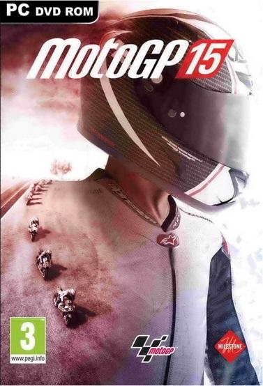 MotoGP 15 ( 5 DVD )