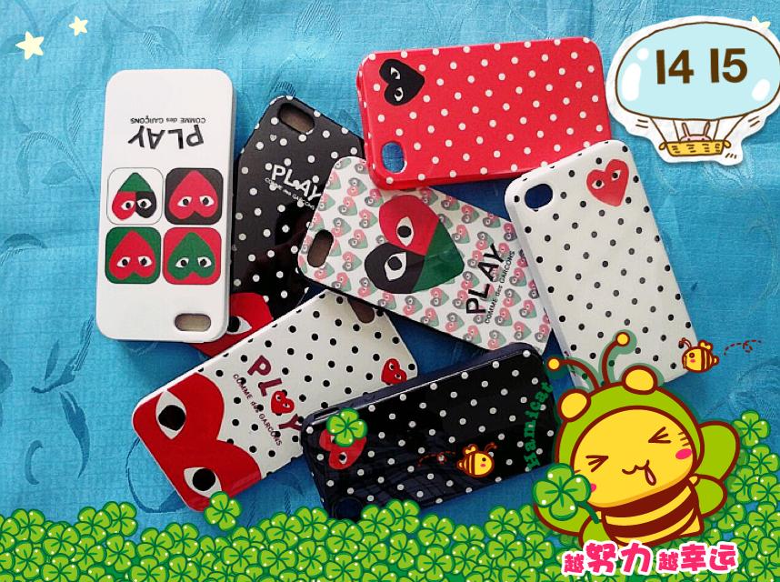 เคสลาย Play Iphone 5