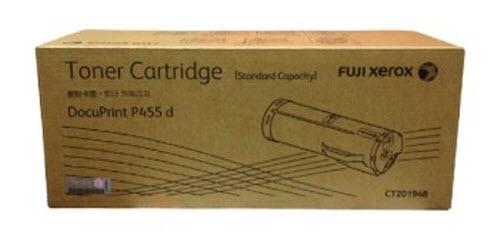 Fuji Xerox CT201948 ตลับหมึกโทนเนอร์ สีดำ ของแท้ Black Original Toner Cartridge