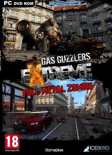 Gas Guzzlers Extreme Full Metal Zombie ( 2 DVD )