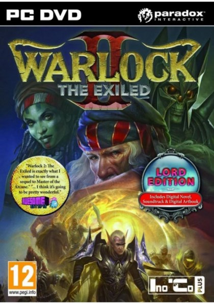 Warlock 2 The Exiled ( 1 DVD )