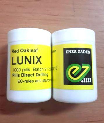 rad oakleaf (LUNIX) enza zaden 1000 pills 10 กป.(เคลือบ)