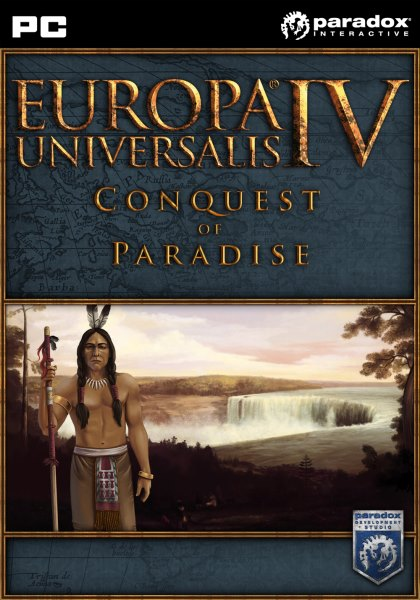 Europa Universalis IV Conquest of Paradise ( 1 DVD )