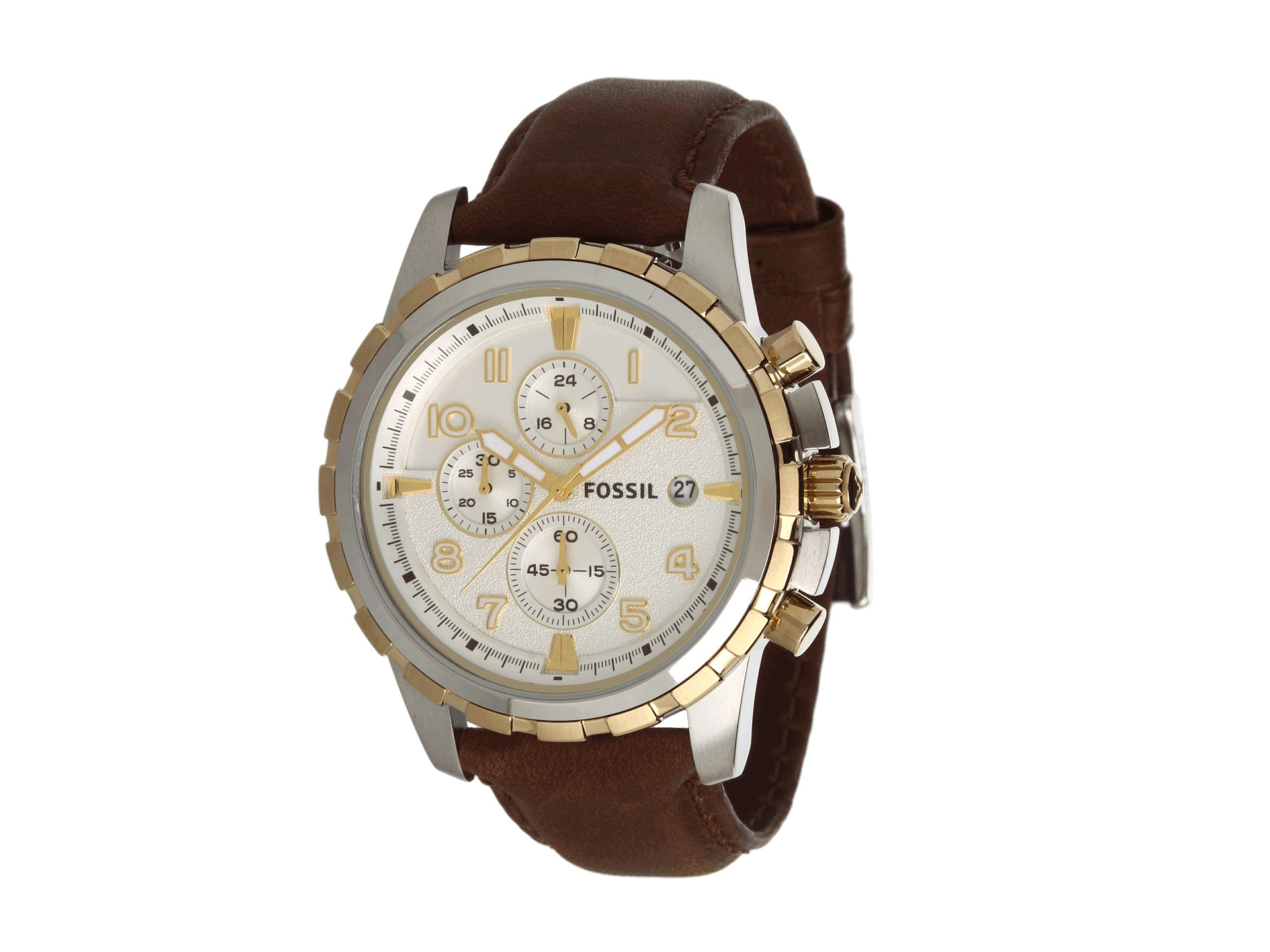 Fossil Chronograph Fs5022 Jam Tangan Pria Daftar Harga Termurah Valentino Rudy Vr109 2155 Wanita Silver Gold Free Delivery On Eligible Orders Of 20 Or Morefossil Abilene Leather Watch