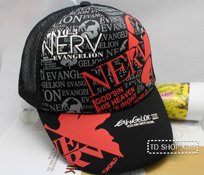 หมวกแก๊ป Evangelion EVA Asuka