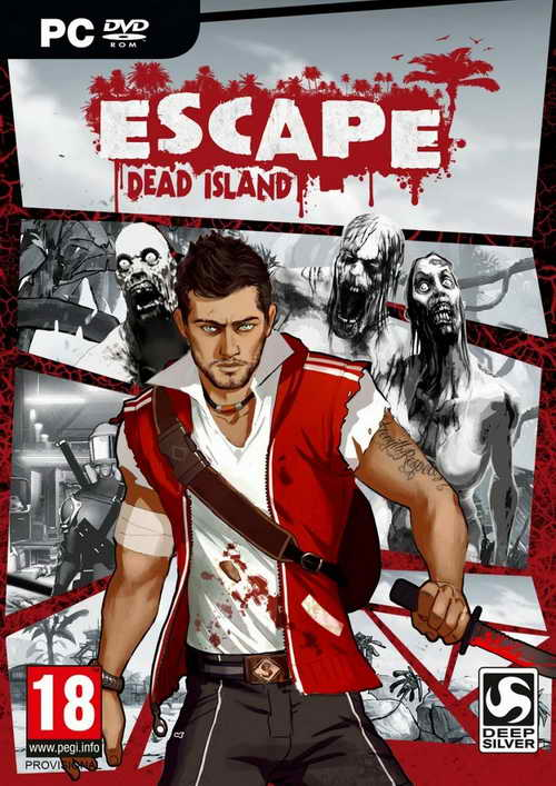 Escape Dead Island ( 2 DVD )