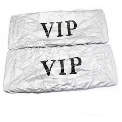 ผ้าคลุมป้ายทะเบียนรถ VIP (แพ็คคู่)