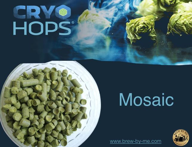 Mosaic Cryo Hops (LupuLN2 Pellet) - 2oz.