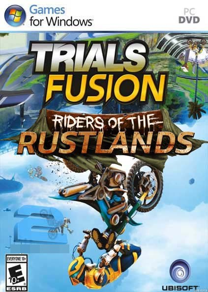 Trials Fusion Riders of the Rustlands ( 2 DVD )