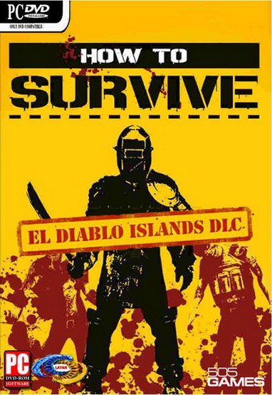 How to Survive El Diablo Islands ( 1 DVD )