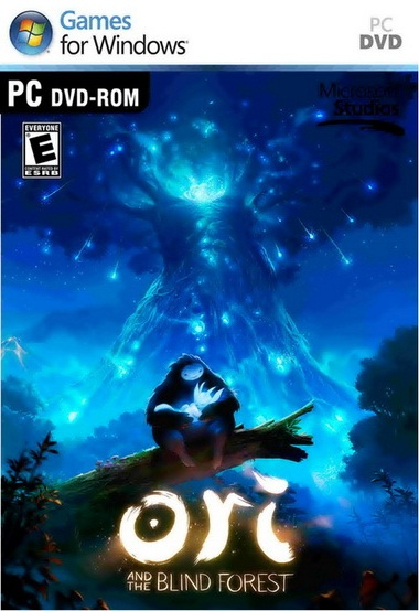 Ori and the Blind Forest ( 1 DVD )