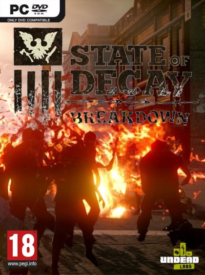 State Of Decay Breakdown ( 1 DVD )
