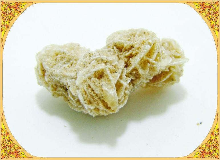 หินกุหลาบทะเลทราย