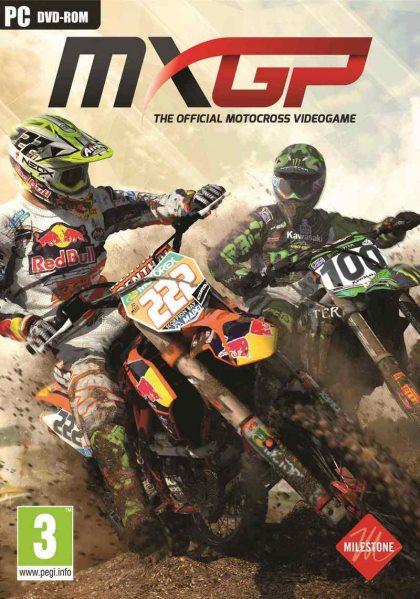 MXGP The Official Motocross Videogame ( 1 DVD )
