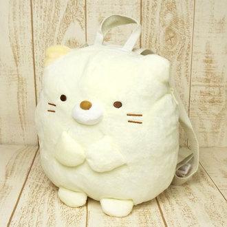 กระเป๋าสะพายนุ่มนิ่ม Sumikko Gurashi แมว