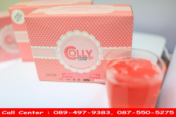 colly pink colly collagen