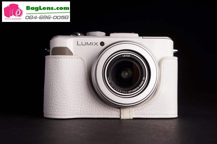Case กล้อง TP Lumix LX7 color collection