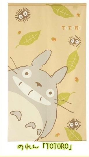 ม่านกั้นประตู My Neighbor Totoro (โตโตโร่ตัวใหญ่)