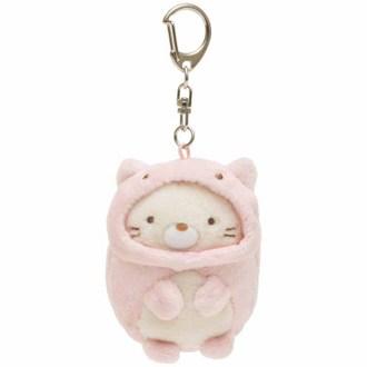 พวงกุญแจ Sumikko Gurashi แมวปลอมตัว