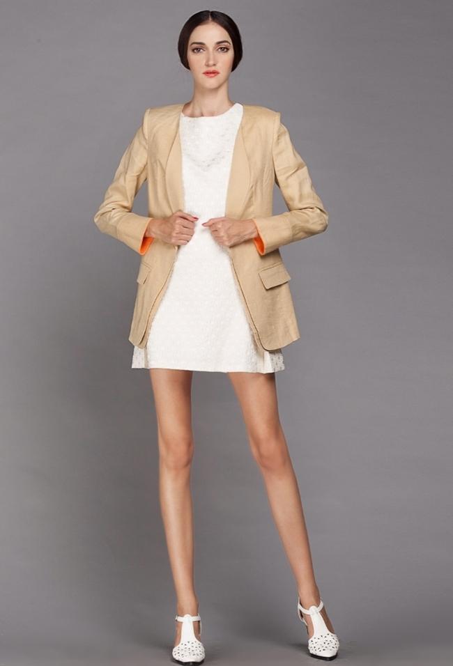 เสื้อคาร์ดิแกน Solid Fashion Slim