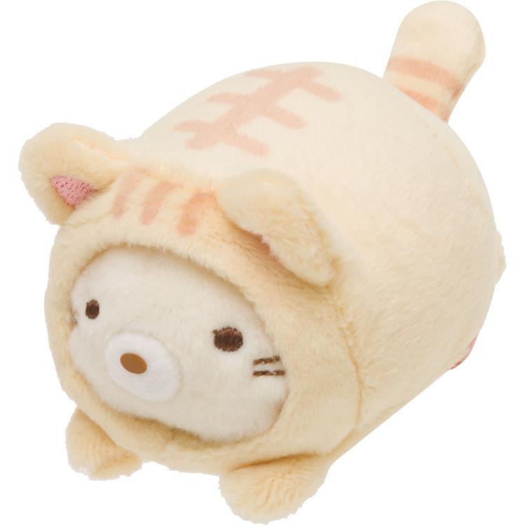 ตุ๊กตาจิ๋ว Sumikko Gurashi แมว (ชุดแมว) SS