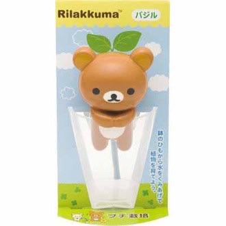 ถ้วยปลูกต้นไม้ Rillakkuma (Basil)