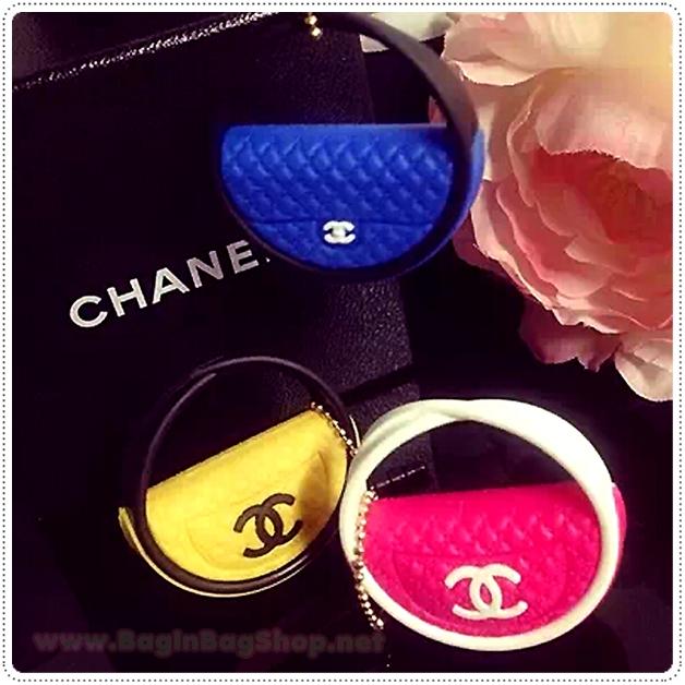 Plugy Chanel Bag Hula hoop จุกปิดกันฝุ่น