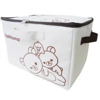 กล่องเก็บของมีซิป Rilakkuma