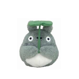 ตุ๊กตา My Neighbor Totoro ถือใบไม้ (M)
